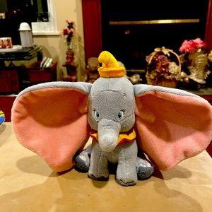 Dumbo in beanie baby size
